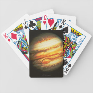 Jupiter 3 bicycle playing cards