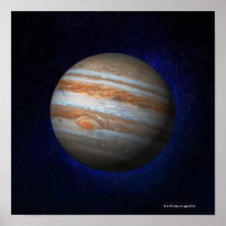 Jupiter 4 print