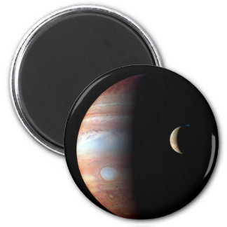 Jupiter and Io Magnet