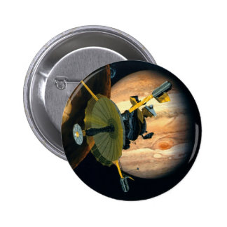 Jupiter and Lo 6 Cm Round Badge