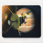 Jupiter and Lo Galileo probe Mouse Mat