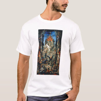 Jupiter and Semele, 1894-95 (oil on canvas) T-Shirt