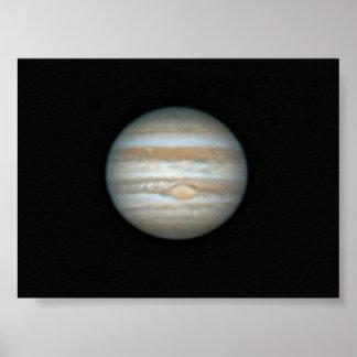 Jupiter by Meade LX200 Poster