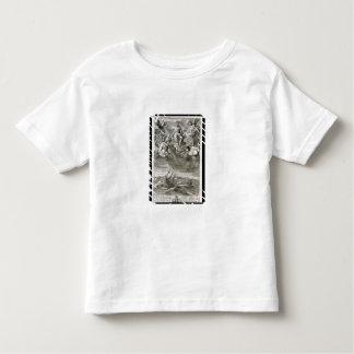 Jupiter Casts a Storm Upon the Ocean, illustration Toddler T-Shirt