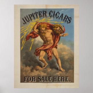 Jupiter Cigars For Sale Here Poster