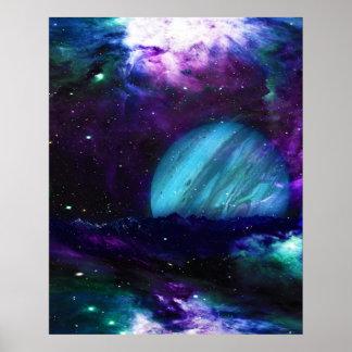 Jupiter Dawn Poster