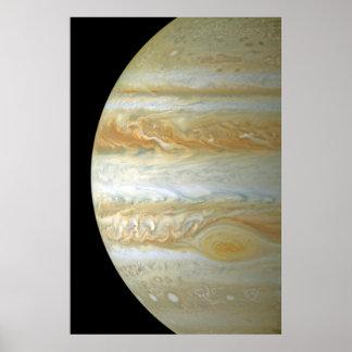 Jupiter Hemisphere Print