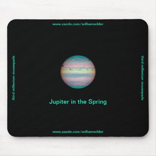 Jupiter in the Spring Mousepad