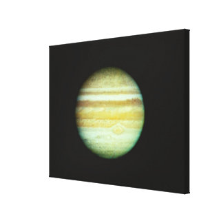 Jupiter in True Color Canvas Print