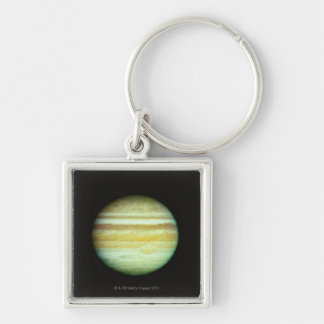 Jupiter in True Color Key Ring