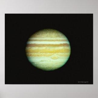 Jupiter in True Color Posters