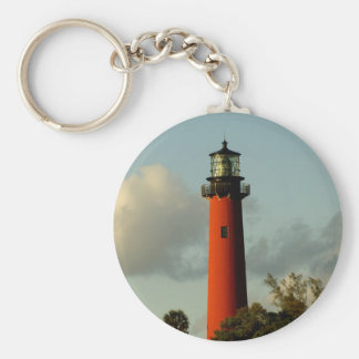 Jupiter Inlet Lighthouse Key Ring