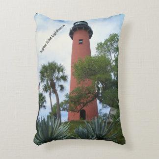 Jupiter Inlet Lighthouse & Museum Jupiter Florida Decorative Cushion