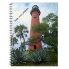 Jupiter Inlet Lighthouse & Museum Jupiter Florida Notebook