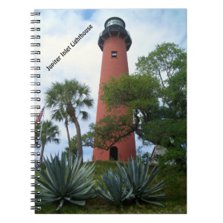 Jupiter Inlet Lighthouse & Museum Jupiter Florida Notebooks