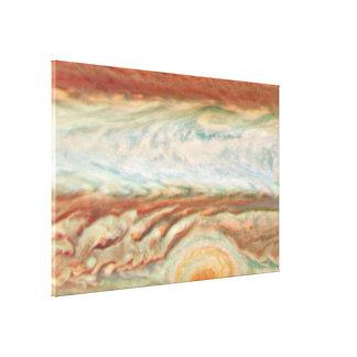 Jupiter - June 28 2008 Stretched Canvas Print