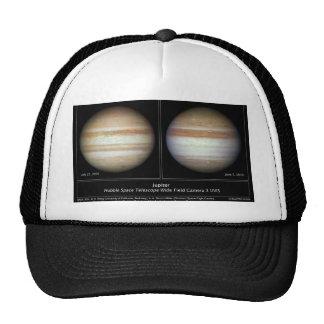 Jupiter June 7, 2010 Atmospheric Changes Cap
