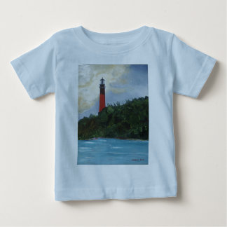 Jupiter Lighthouse Baby T-Shirt