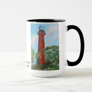 Jupiter Lighthouse Mug