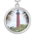Jupiter Lighthouse Custom Necklace