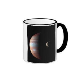 Jupiter Montage Ringer Mug