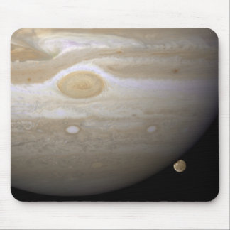 Jupiter occults Ganymede Mouse Pad