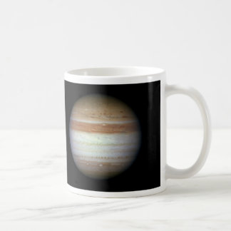 Jupiter Planet NASA Coffee Mug