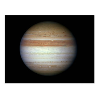 Jupiter Planet NASA Postcard