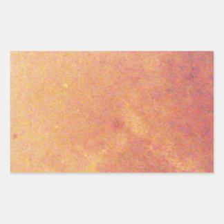 Jupiter Rectangular Sticker
