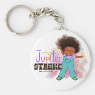 Jupiter Strong Keychain
