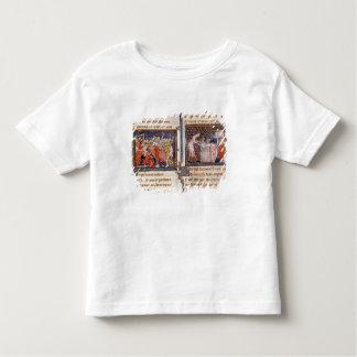 Jupiter versus Saturn: Saturn teaching Toddler T-Shirt