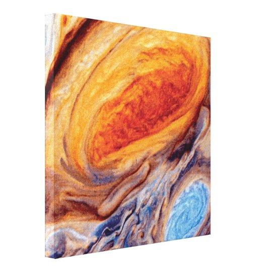 Jupiter's Great Red Spot - NASA Voyager Photo