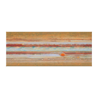 Jupiter's Surface | Canvas Art