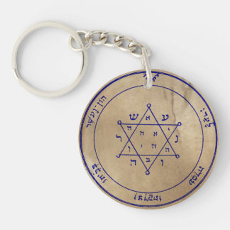 Jupiter's Wealth Key Ring
