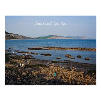 Jurassic Coast Lyme Regis Dorset Post Cards