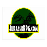 JurassicRPG.com Post Cards
