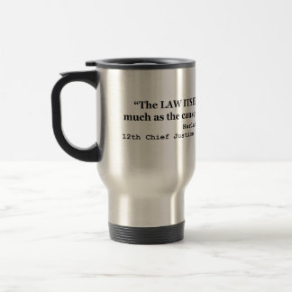 Jury Nullification by Justice Harlan F. Stone 1941 Coffee Mugs
