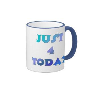 Just 4 Today Ringer Mug