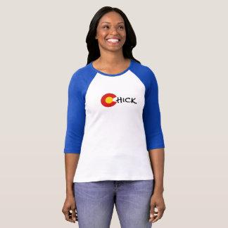 Just a Colorado Chick T-Shirt