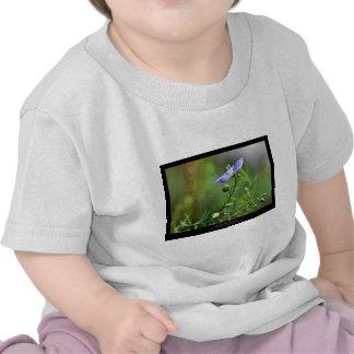 Just a flower – Blue flower 002 Shirt