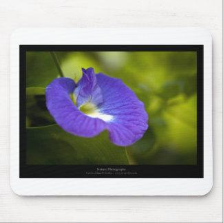 Just a flower – Blue flower 006 Mousepad