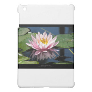 Just a flower – Pink waterlily flower 007 iPad Mini Covers