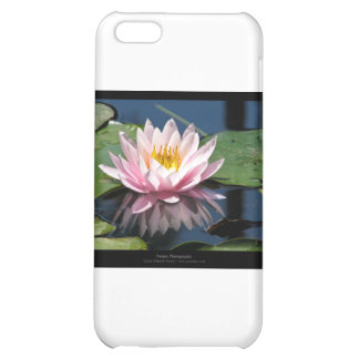 Just a flower – Pink waterlily flower 007 iPhone 5C Cover