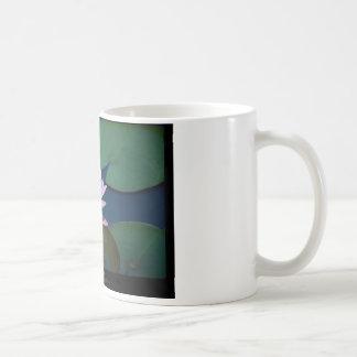 Just a flower – Pink waterlily flower 008 Coffee Mug