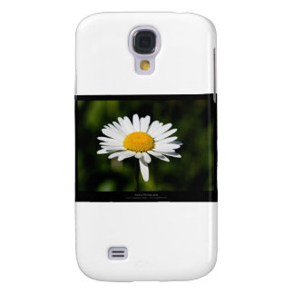 Just a flower – White daisy 005 Galaxy S4 Case