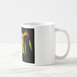 Just a flower – Yellow lily flower 016 Coffee Mugs