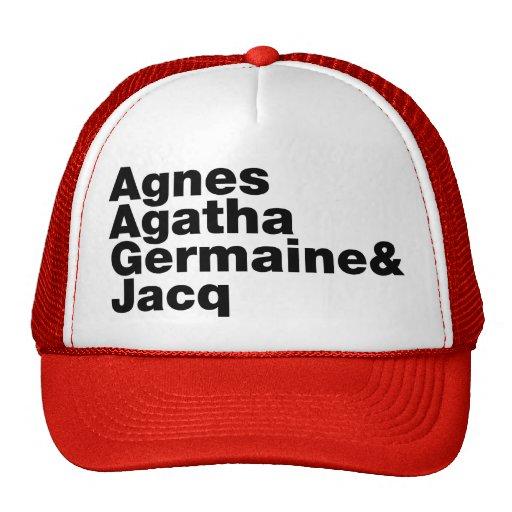 Just A Friend Mesh Hat