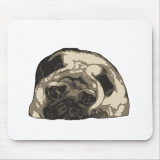 Just a ittle cute pug... mouse pad