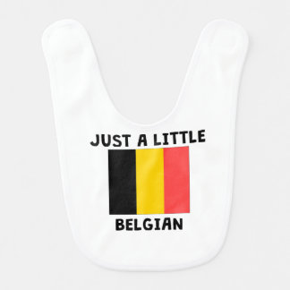 Just A Little Belgian Bib