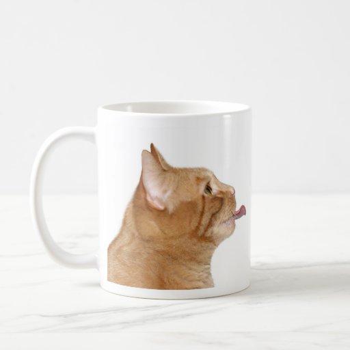 Just a little taste? coffee mug